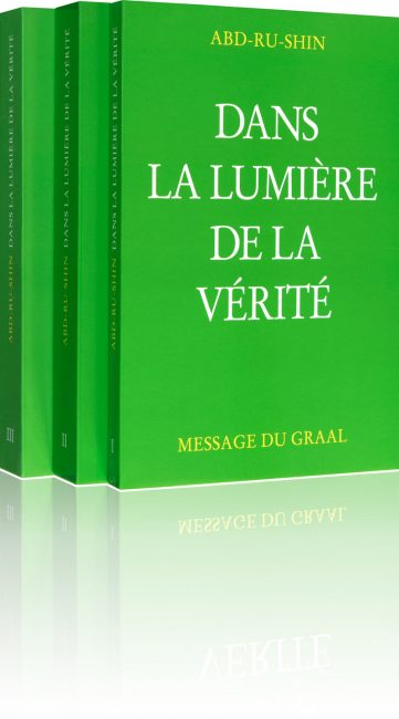 Message du Graal